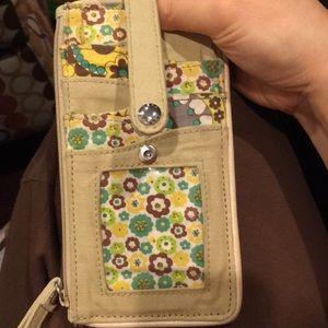 Card holder and pocket
